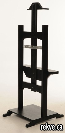 FLAT SCREEN TV STAND EASELS
